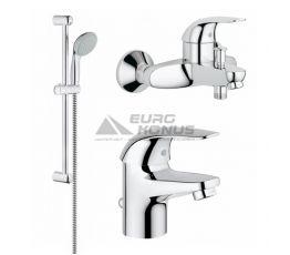 GROHE Комплект для ванной комнаты Euroeco (123226S)