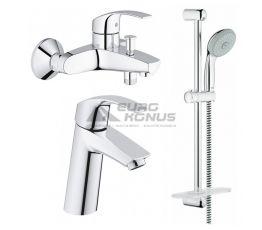 GROHE Комплект для ванной комнаты Eurosmart (123246M)