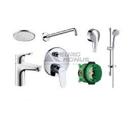 HANSGROHE Комплект для ванной комнаты Focus (31945111)