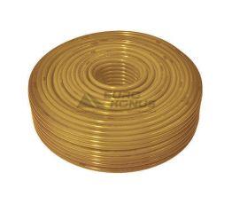 FADO Труба из сшитого полиэтилена PEX-A с кислородным барьером золотистая 16* х 2 мм, бухта 240 м (PA12)