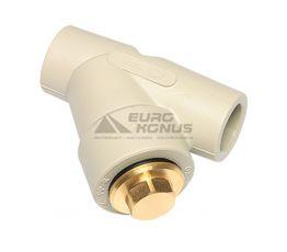 WAVIN EKOPLASTIK Фильтр грубой очистки 25* PP-R (SFI025XXXX)