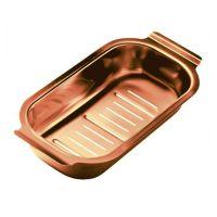 ALVEUS Коландер нержавеющая сталь Line-RSF 171x360 медь (1069008)