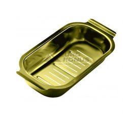 ALVEUS Коландер нержавеющая сталь Line-RSF 171x360 золото (1069009)
