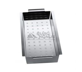 ALVEUS Коландер нержавеющая сталь Quadrix 400x175 (1071223)