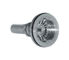 KRAUS Клапан сливной для кухонной мойки ST-1 нержавейка