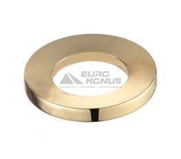 KRAUS Кольцо монтажное для умывальника MR-1 G золото