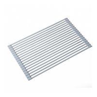 KRAUS Решетка нержавеющая сталь KRM-10 grey