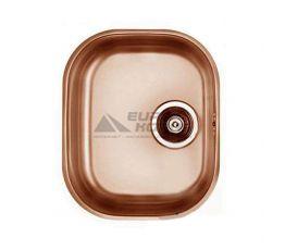 ALVEUS Мойка под столешницу для кухни MC Variant 20 без крыла матовая медь (1070629 СU)