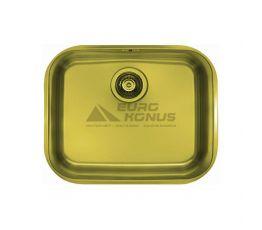 ALVEUS Мойка под столешницу для кухни MC Variant 10 без крыла матовая bronze (1103814)