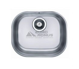 ALVEUS Мойка под столешницу для кухни Variant 20 без крыла полированная (1009012)