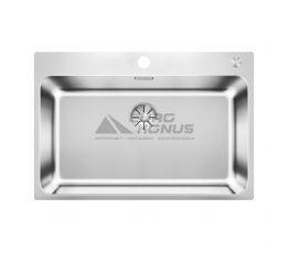 BLANCO Мойка врезная для кухни SOLIS 700-IF/A без крыла полированная (526127)