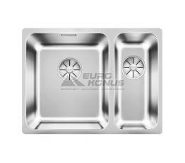 BLANCO Мойка под столешницу для кухни SOLIS 340/180-U без крыла полированная (526129)