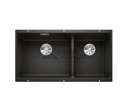 BLANCO Мойка под столешницу для кухни SUBLINE 480/320-U без крыла черный (525993)
