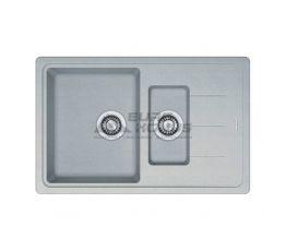 FRANKE Мойка врезная для кухни BASIS BFG 651-78 оборотная серебро (114.0272.635)