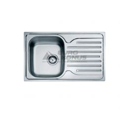 FRANKE Мойка врезная для кухни POLAR PXL 611-78 оборотная декор (101.0330.657)