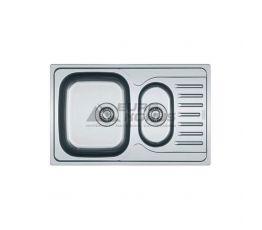 FRANKE Мойка врезная для кухни POLAR PXL 651-78 оборотная декор (101.0377.282)