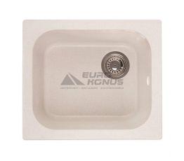 GRANITIKA Мойка врезная для кухни Cube лен (C494420-210)