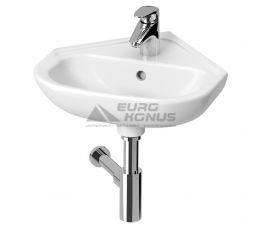 JIKA Умывальник подвесной угловой для ванной комнаты Deep by Jika (H8166140001041)