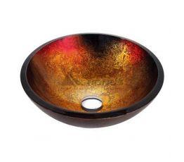 KRAUS Умывальник накладной для ванной комнаты Mercury GV-680-19 мм