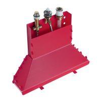 AXOR Встроенный механизм смесителя однорычажного на борт ванны (15485180)