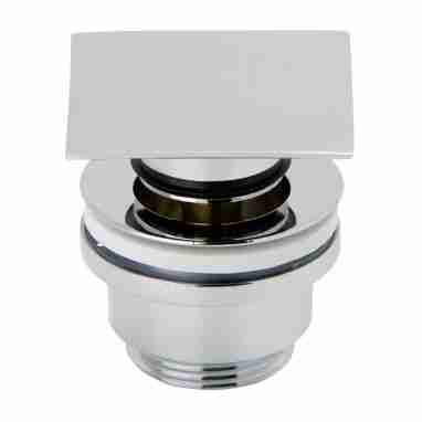 GENEBRE Клапан сливной для раковин Kenjo, click pop-up (100204 45)