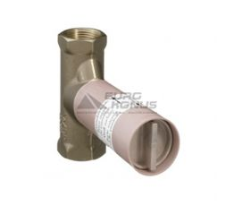 HANSGROHE Встроенный механизм вентиля скрытого монтажа (15974180)
