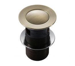 IMPRESE Клапан сливной для раковин pop-up (PP280antiqua)