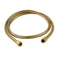 KRAUS Шланг для душа UKR-01004 G золото (150 см)