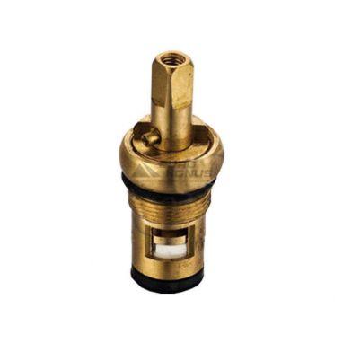 ZEGOR Кран-букса для смесителя керамическая (русский стандарт) WKF-033