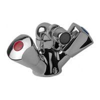 ARMATURA Смеситель для биде двухвентильный Ceramic (337-014-00)