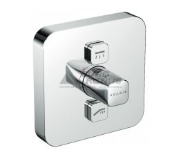 KLUDI Смеситель для душа с регулятором скрытого монтажа Push (386110538)