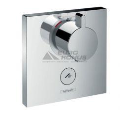 HANSGROHE Внешняя часть смесителя термостатического для душа ShowerSelect (15761000)