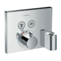 HANSGROHE Внешняя часть смесителя термостатического для душа ShowerSelect (15765000)