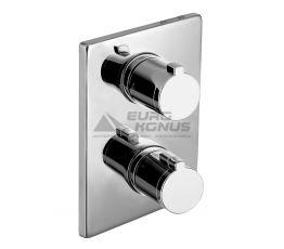 IMPRESE Смеситель термостатический для ванны скрытого монтажа Centrum (VRB-10400Z)