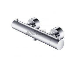 KRAUS Смеситель термостатический для душа UKR-43039 CH хром