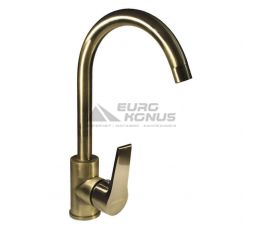 DOMINO Смеситель для кухни однорычажный Blitz DBC-203L Bronze