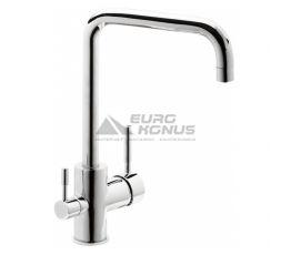 GENEBRE Смеситель для питьевой воды двухрычажный Tau (65702 18 45 66)