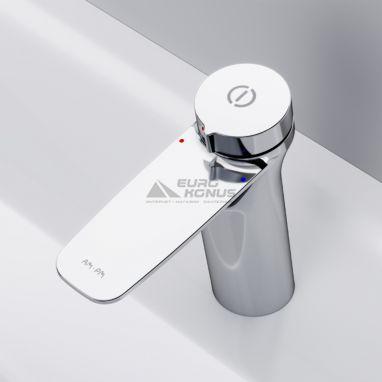 AM.PM Смеситель для умывальника кнопочный Inspire V2.0 (F50A02500)