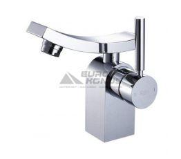 KRAUS Смеситель для умывальника однорычажный Unicus KEF-14302 CH хром