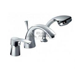 ARMATURA Смеситель для ванны однорычажный скрытого монтажа Kwarc (4205-214-00)