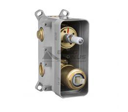 DEANTE Встроенный механизм смесителя однорычажного для ванны BOX BXY X44M