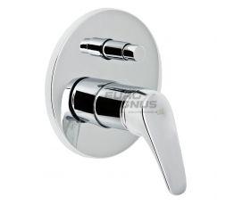GENEBRE Смеситель для ванны однорычажный скрытого монтажа Ge2 (61116 22 45 66)