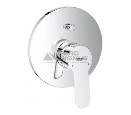 GROHE Смеситель для ванны однорычажный скрытого монтажа Bau Edge (29079000)