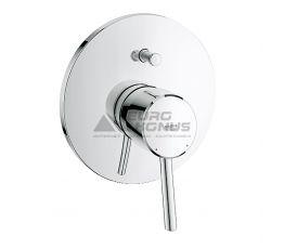 GROHE Смеситель для ванны однорычажный скрытого монтажа Concetto (32214001)