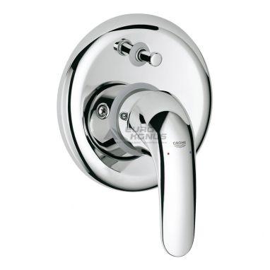 GROHE Смеситель для ванны однорычажный скрытого монтажа Euroeco (32747000)