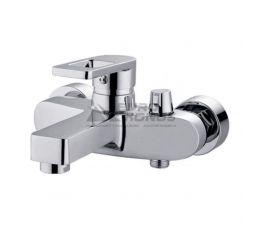 HAIBA Смеситель для ванны однорычажный Gudini Euro 009