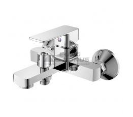 HAIBA Смеситель для ванны однорычажный Kubus Euro 009