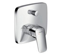 HANSGROHE Внешняя часть смесителя однорычажного для ванны Logis (71405000)