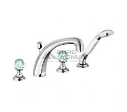 KLUDI Смеситель для ванны двухвентильный скрытого монтажа Adlon (5152405G5)