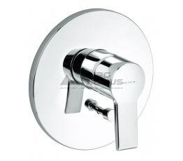 KLUDI Смеситель для ванны однорычажный скрытого монтажа O-Cean (387500575)